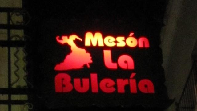La Buleria, Cordoba