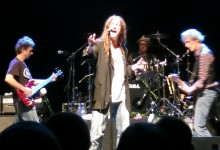 Patti Smith in Leeds