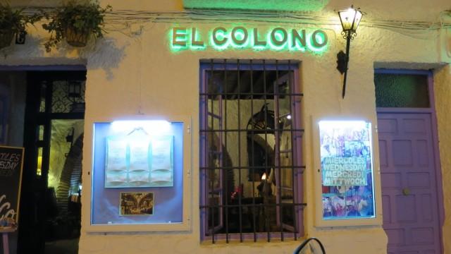 EL COLONO, Nerja