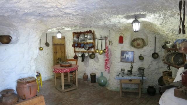 Museo Cuevas del Sacromonte, Granada
