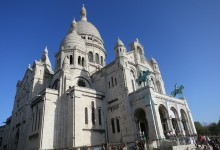 Sacre Coeur & its neighbourhood