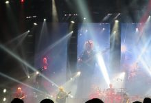 The Cure in Manchester Arena