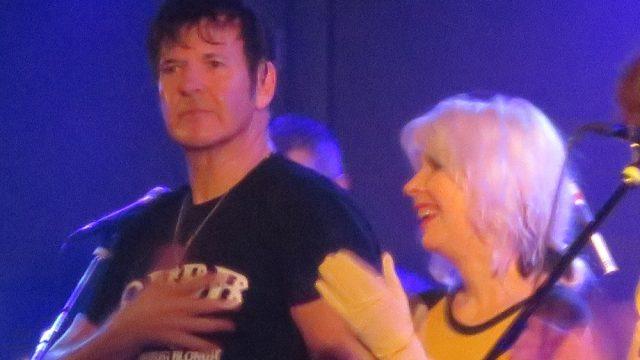 Clem Burke & Bootleg Blondie in Leeds
